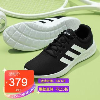 adidas 阿迪达斯 ADIDAS 男子 跑步系列 LITE RACER CLN 2.0 运动 跑步鞋 H04286 41码 UK7.5码