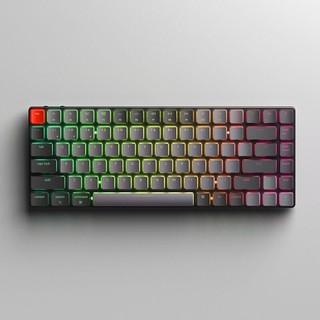 K3 蓝牙/有线双模 84键位 机械键盘(佳达隆矮轴、RGB)
