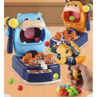 BEI JESS 贝杰斯 电动打地鼠早教益智玩具