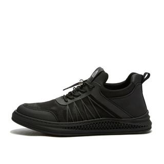 hotwind 热风 H013M9332101 男士平底休闲鞋