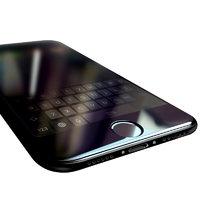 BASEUS 倍思 iPhone 8 Plus 全覆盖抗蓝光膜 黑色
