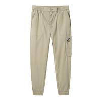 CAMEL 骆驼 XBP411107 男士工装小脚裤
