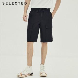 SELECTED 思莱德 4202SH030 男士工装短裤