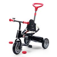 RASTAR 星辉 MINI系列 RSZ3003 儿童三轮车 黑色