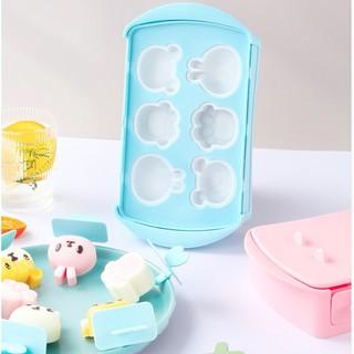 烤乐仕 食品级儿童雪糕模具盒