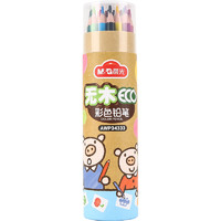 M&G 晨光 AWP34333 环保彩色铅笔 六角杆 24色