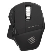 Mad Catz 美加狮 R.A.T.M 2.4G无线鼠标 6400DPI 黑色