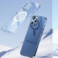 膜掌柜 苹果系列 透明磁吸手机壳