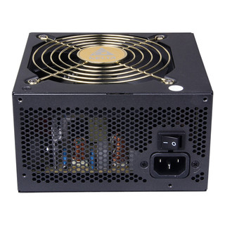 DELTA 台达 红盾 RS450 铜牌(85%)非模组ATX电源 450W