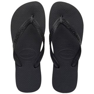 Havaianas 哈瓦那 男女款人字拖鞋 黑色 35/36