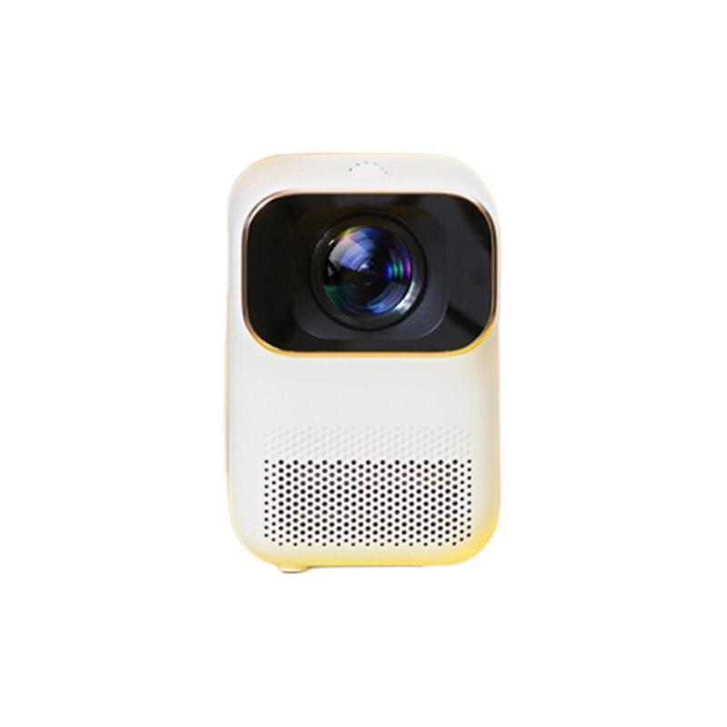 xming 小明科技 Q1 家用投影仪 云朵白