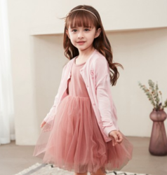 mini balabala 迷你巴拉巴拉 女童连衣裙