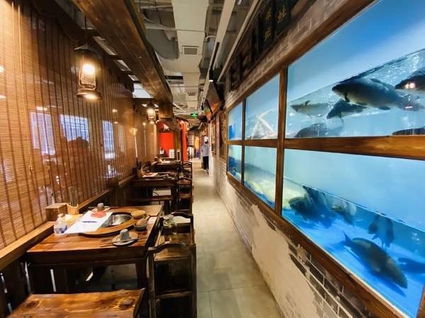 北京4店通用,鱼夫鱼仔鹅卵石鱼火锅双人餐