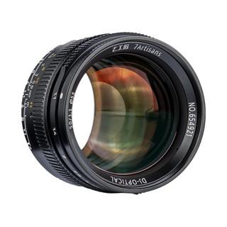 7artisans 七工匠 LM 50mm F1.1 标准定焦镜头 徕卡M卡口 55mm
