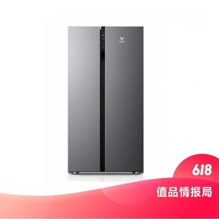 值品情报局 : VIOMI 云米 BCD-598WMSA 对开门冰箱 598L