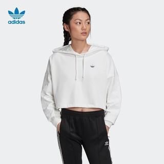 阿迪达斯官网 adidas 三叶草 女装运动套头衫GC6791