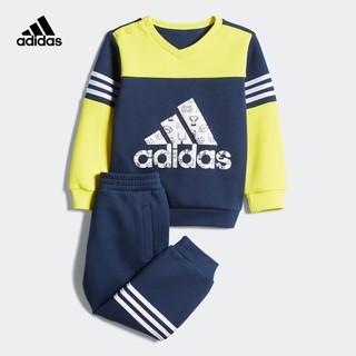 阿迪达斯官网 adidas 婴童装训练运动套装FM9677 GH1488