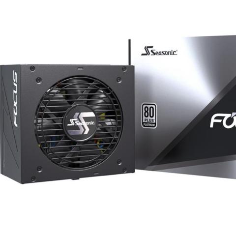 seasonic 海韵 FOCUS PX-850 白金牌(92%)全模组ATX电源 850W