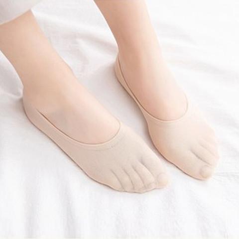 YUZHAOLIN 俞兆林 女士船袜 3双装