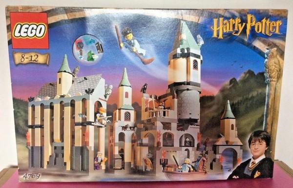欢迎来到哈利·波特的乐高魔法世界