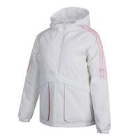adidas NEO W 3s Dwn Prka 女子运动羽绒服 GJ8838 白色 M