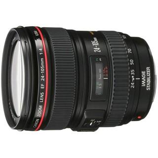 Canon 佳能 EF 24-105mm F4.0L IS USM 标准变焦镜头 佳能EF卡口 77mm