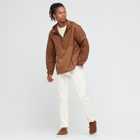 UNIQLO 优衣库 433331 男装高弹力紧身彩色长裤