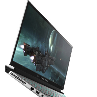 ALIENWARE 外星人 M15 R3 15.6英寸 游戏本 白色(酷睿i7-10750H、RTX 2060 OC 6G、16GB、512GB SSD、1080P、IPS、144HZ)