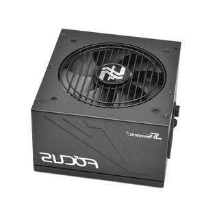 seasonic 海韵 FOCUS GX-850 金牌(90%)全模组ATX电源 850W 黑色