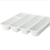 IKEA 宜家 VARIERA 瓦瑞拉 餐具盘 白色 32x31 厘米