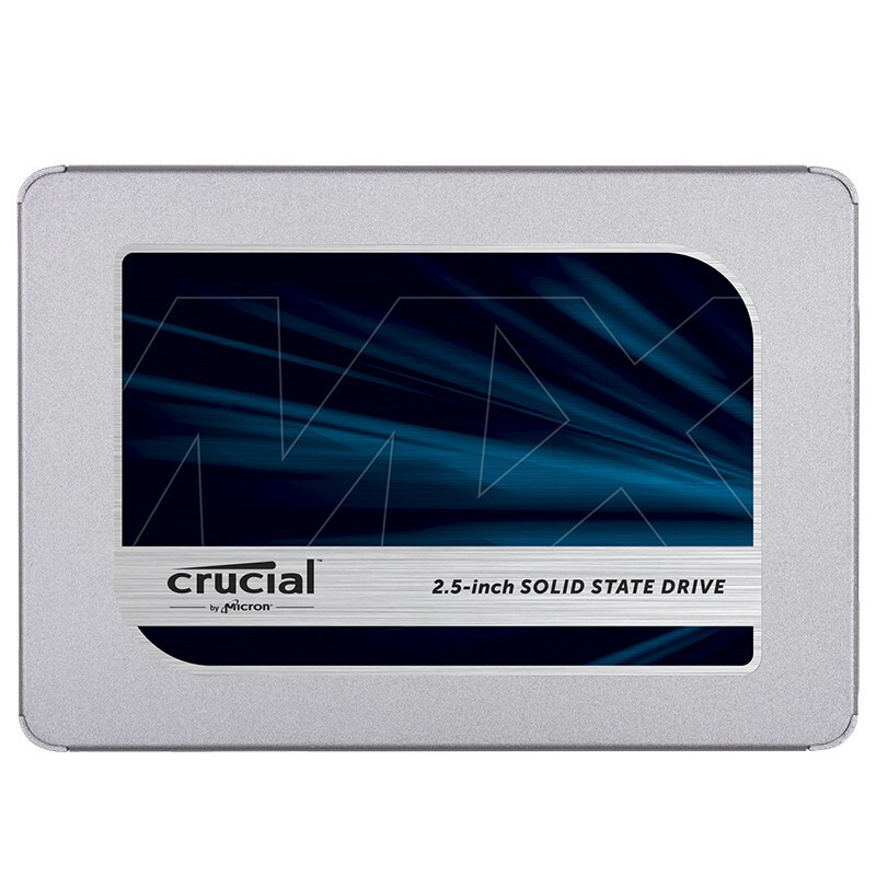 crucial 英睿达 MX500 SATA 固态硬盘 (SATA3.0)