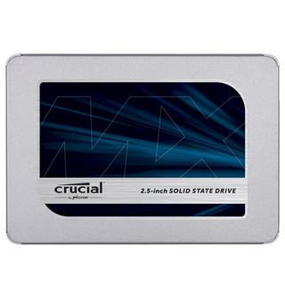 Crucial 英睿达 CT2000MX500SSD1 MX500 固态硬盘 1TB