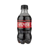 Coca-Cola 可口可乐 零度可口可乐 300ml*6瓶