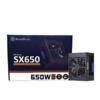 Silver Stone 银欣 SFX系列 SX650-G 金牌(90%)全模组SFX电源 650W