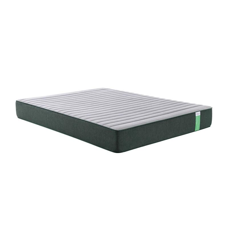 PLUS会员:CatzZ 瞌睡猫 绿仙棕 五区静音独袋竹炭环保床垫 150*200*24cm
