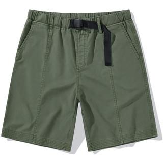 PEACEBIRD 太平鸟 BWGCB2E3444 男士工装短裤