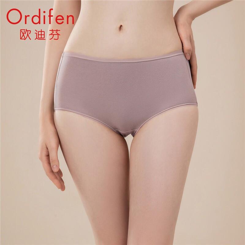 ordifen 欧迪芬 锌离子抗菌中高腰内裤*3件