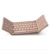 B.O.W 航世 HB166 双模薄膜键盘 粉色 无光