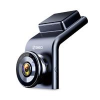 360 G300 3K版行车记录仪 黑灰色 内置32G存储 单镜头
