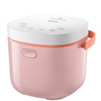 PHILIPS 飞利浦 HD3070/00 电饭煲 2L 粉色