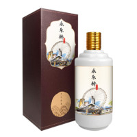lutaichun 芦台春 私人定制 金盖茅型瓶 38%vol 浓香单粮型白酒 500ml 单瓶装