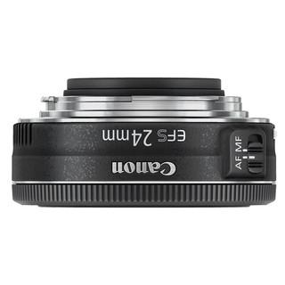Canon 佳能 EF-S 24mm F2.8 STM 广角定焦镜头 佳能EF-S卡口 52mm