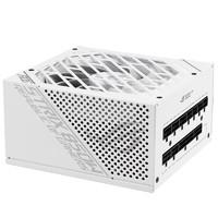 ROG 玩家国度 雪鹰系列 ROG-STRIX-850G-White 金牌(90%)全模组ATX电源 850W
