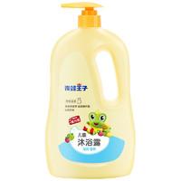 FROGPRINCE 青蛙王子 自然至亲系列 婴幼儿沐浴露 牛奶精华 1.1L