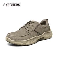 SKECHERS 斯凯奇 66303-635211 男士休闲帆布鞋
