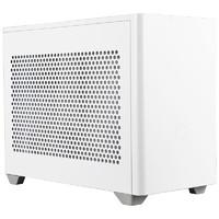 PLUS会员:COOLER MASTER 酷冷至尊 NR200 魔方200 白色版 迷你机箱