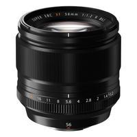 FUJIFILM 富士 XF 56mm F1.2 R 中焦定焦镜头 富士X卡口 62mm