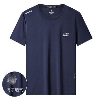 JEEP SPIRIT TX20305604 男士短袖T恤
