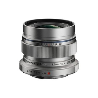 PLUS会员 : OLYMPUS 奥林巴斯 M.ZUIKO DIGITAL 12mm F2.0 广角定焦镜头 奥林巴斯卡口 46mm