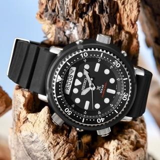 SEIKO 精工 PROSPEX系列 SNJ025P1 小罐头运动手表